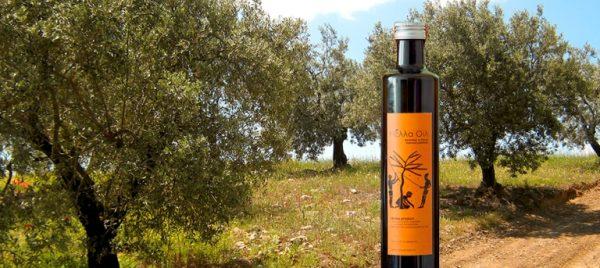 extra vergine olijfolie uit Kranidi